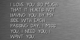 I Need You I Love You Quotes Archidev