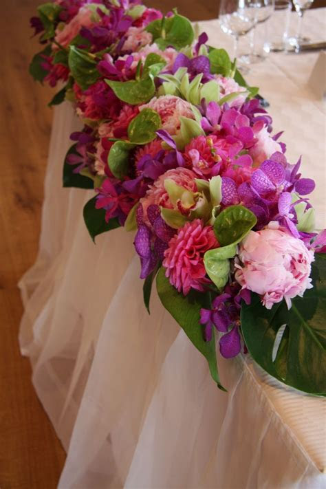 212 best images about Tropical wedding flowers on