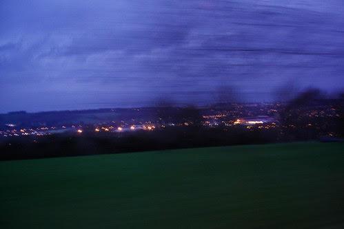 Arribada a Bristol