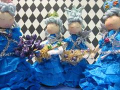 Ice Tree Queen Ornament Dolls! 20
