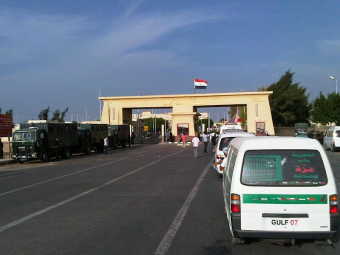 Opening Gaza's prison gate