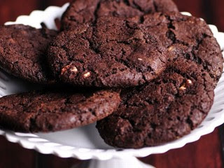 PHOTO: Beth Leonard's reverse chocolate chip cookies are shown here.