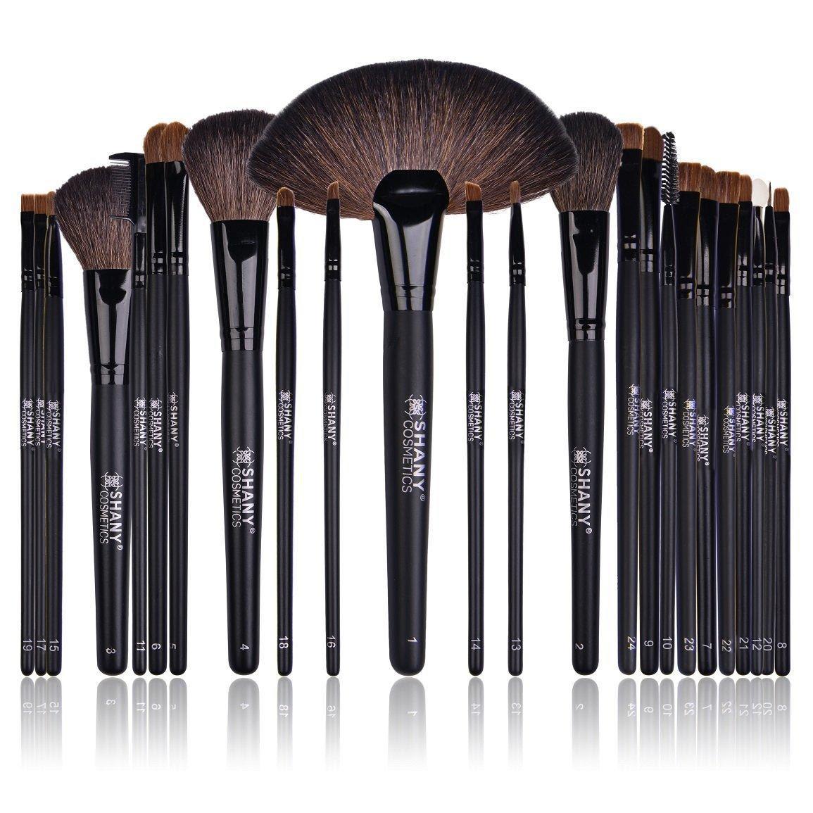 Amazon.com : SHANY Studio Quality Natural Cosmetic Brush ...