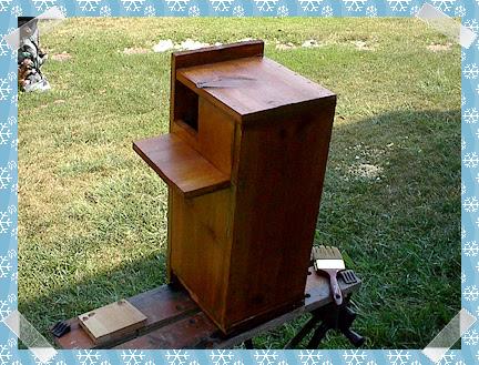 Squirrel box/house