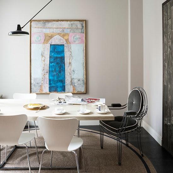 Dining room | London family home | House tour | PHOTO GALLERY | Livingetc | Housetohome.co.uk