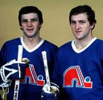 Peter and Anton Stastny Nordiques