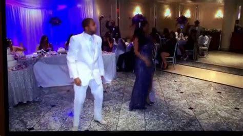 Best Mother & Son Wedding Dance. Mom kills the Watch Me