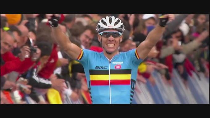 De laatste Belgische wereldtitel: Philippe Gilbert in 2012
