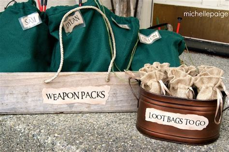 Kara's Party Ideas Lord of the Rings Themed Birthday Party