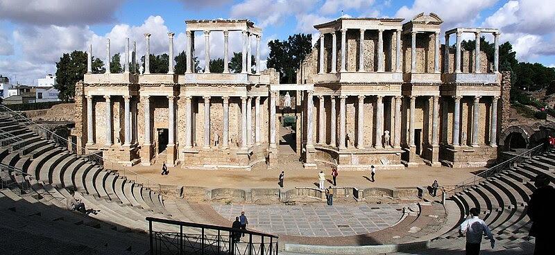 File:Merida Roman Theatre1.jpg