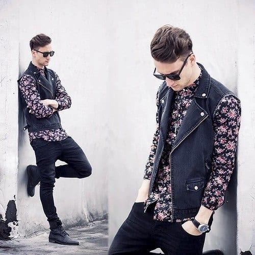 Moda Hipster Outfits para Guys (4)
