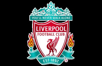 Liverpool Football Club logo mockup