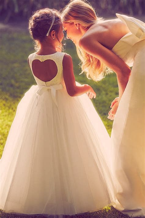 Flower Girl Inspiration   David's Bridal