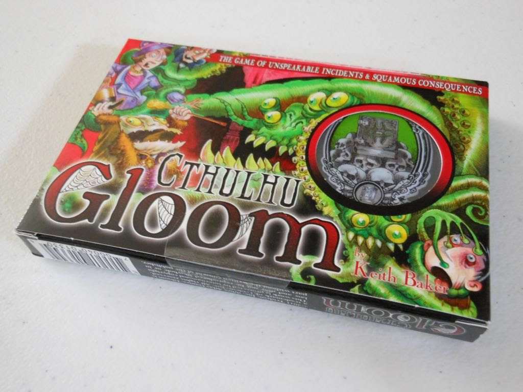 Cthulhu Gloom box