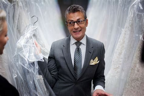 Randy Fenoli of ?Say Yes to the Dress? Is a Bride?s