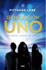 Generación uno (Los nuevos legados de Lorien I) Pittacus Lore