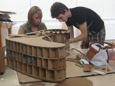 Pre-College Summer Design Academy at the University of