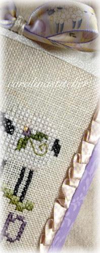 carolinastitcher finishes~customer stitched