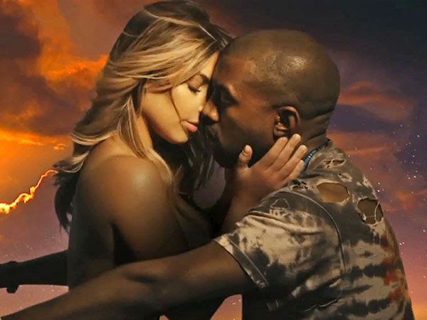 Kanye West : Bound 2 (Video) photo kanye-600.jpg