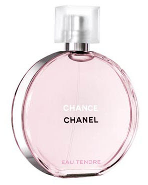 Chanel Chance is available at