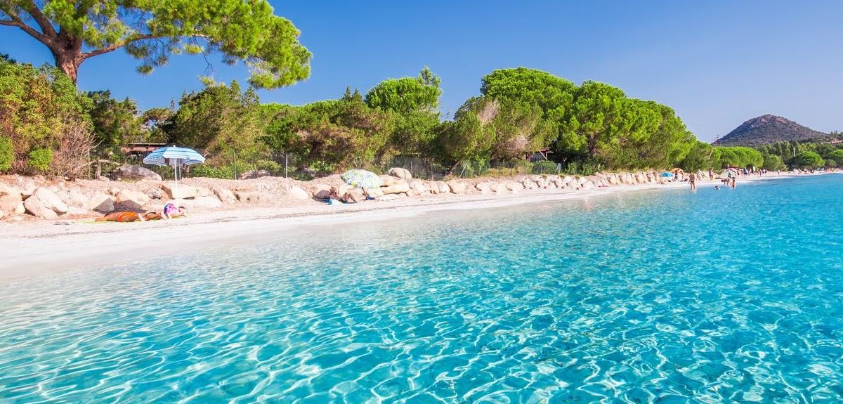 Review of Plage de Santa Giulia Corsica France - Worlds