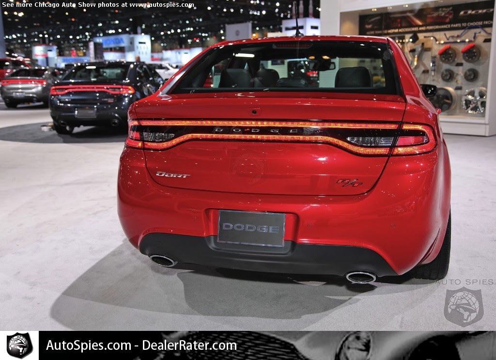 chicago auto show is the dodge dart going to pick up