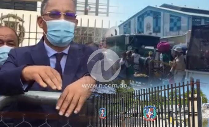 SENADORES SE MOLESTAN CON DIPUTADOS POR REFORMA LEY 28-01 SOBRE INCENTIVOS FRONTERIZOS