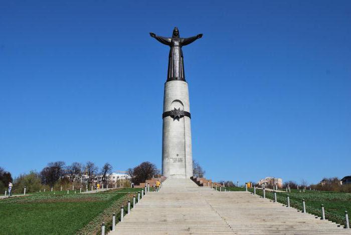 памятник матери в Чебоксарах