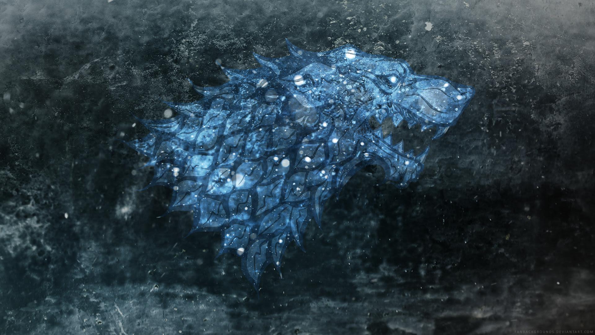 House Stark Game Of Thrones Wallpaper 39744282 Fanpop