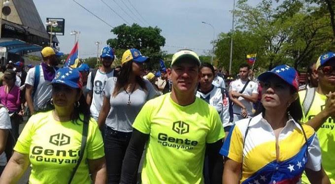 Wilson Castro El único salvavidas del chavismo es la abstención