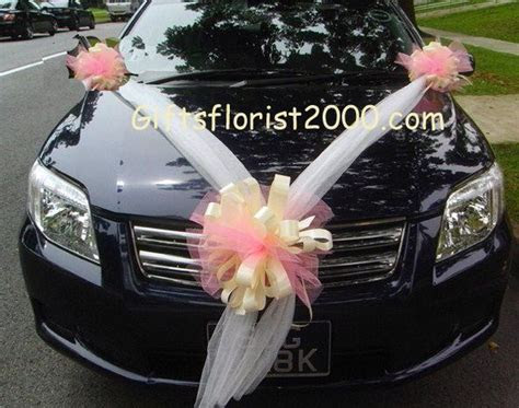 wedding car decoration   Google ????????   wedding