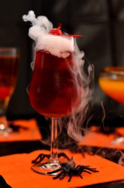 Spooky Halloween Drinks - HMLP 60 Feature