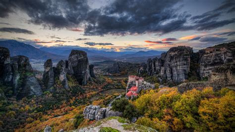 meteora wallpapers pictures images