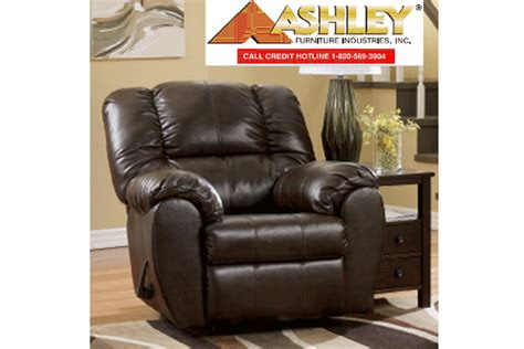 ashley recliner  factory furniture greenville