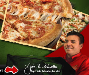 Get Three Medium Three Topping Pizzas for $7 EACH when you buy all three. Use the promo code 63009. Click here to order.
