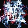 Bell x1 - Blue Light on the Runway