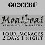 Moalboal + Kawasan Falls Nature Trek Tour Itinerary 2 Days 1 Night Package