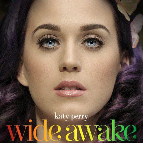Wide Awake (Single Cover), Katy Perry