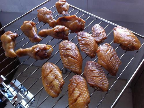 燒雞翼我中意食〜