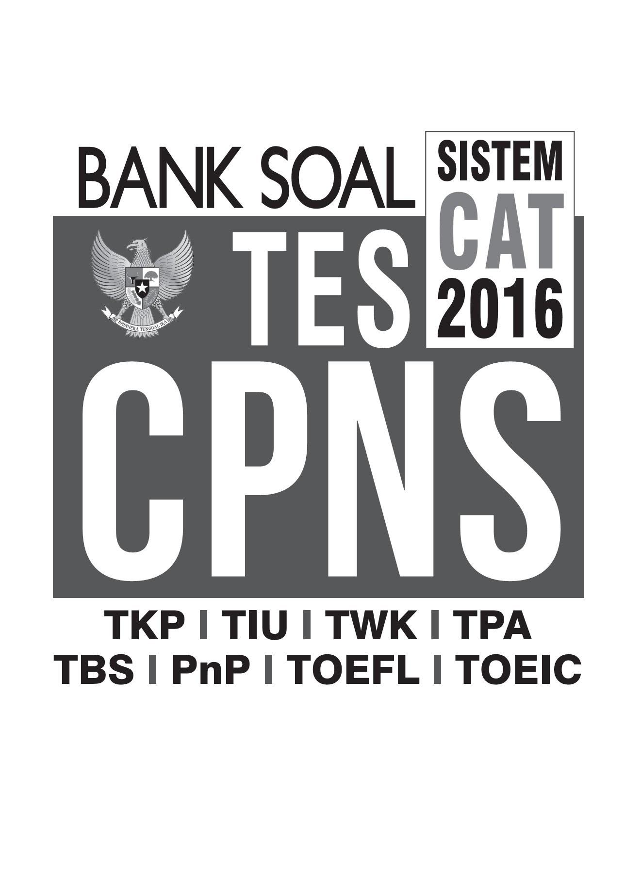 Tes Wawasan Kebangsaan CPNS Terbaru: Contoh soal Tes ...