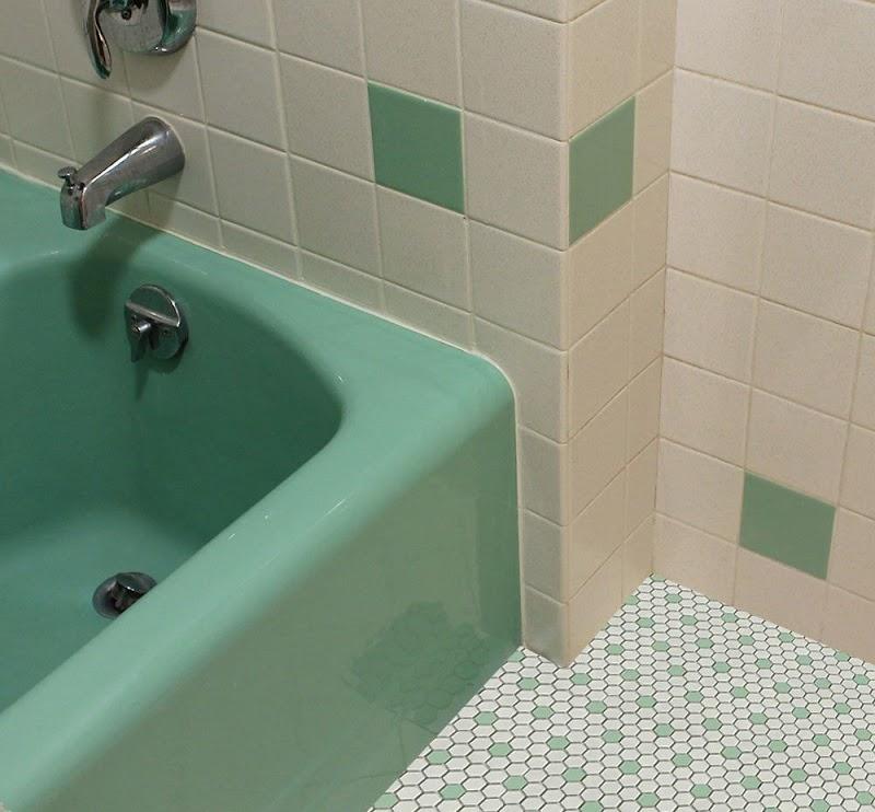 Get Inspired For Mint Green Bathroom Floor Tiles Photos