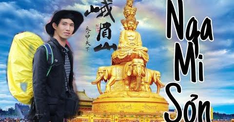 Có gì trên ngọn núi linh thiêng bậc nhất Trung Hoa?