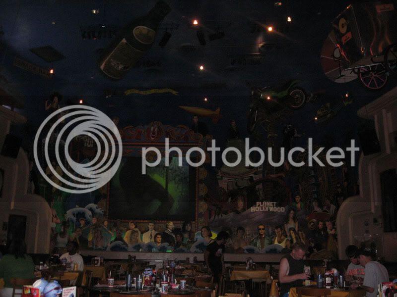 Myrtle Beach Planet Hollywood
