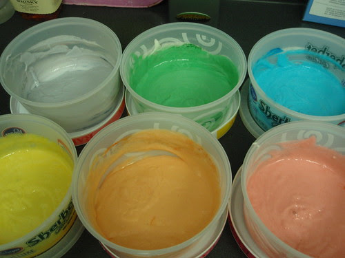 6 colors of batter