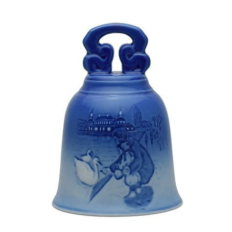 Royal Copenhagen Christmas Bell 2017   Silver Superstore