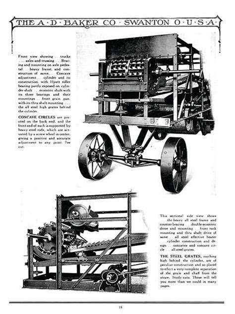 Gas Engine Magazine - THE BAKER LINE E-BOOK