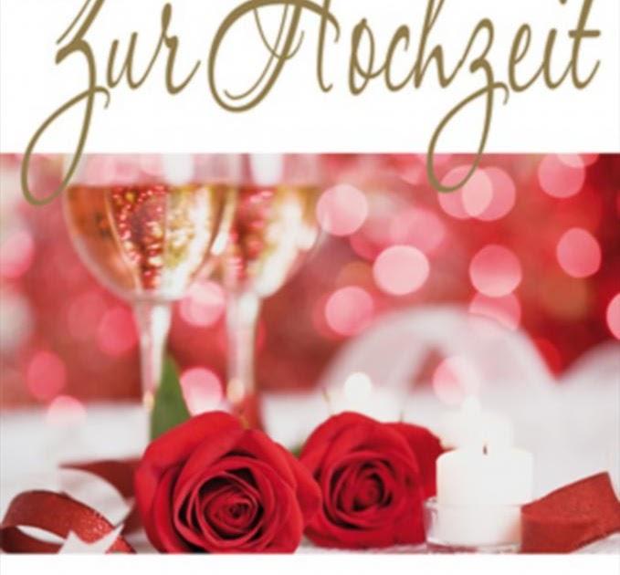 Zur Hochzeit Die Herzlichsten Glueckwuensche - coole