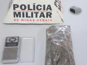 PM apreendeu  (Foto: Polícia Militar/ Divulgação)