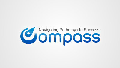 """Compass : a branding for a """"Global Talent Management System"""" for Varian Medical Systems logo design"""