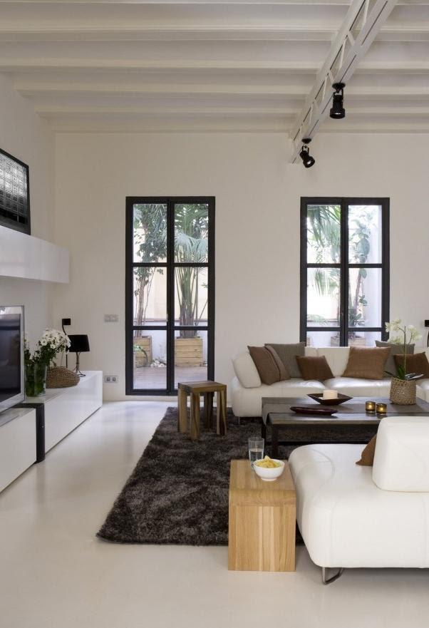 Interior design photos of small flat
